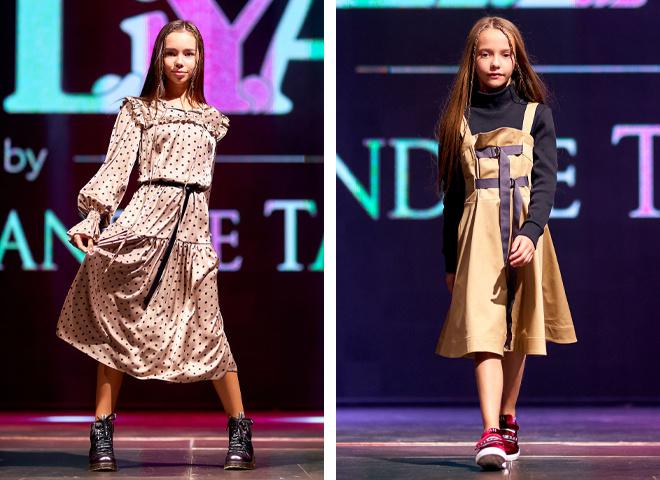 Колекція підліткового одягу Andre Tan Easy осінь-зима 2021-2022