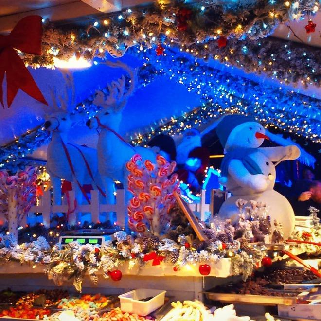 Рождественские базары Европы