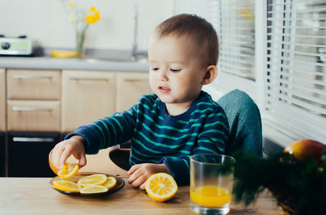 Як підняти імунітет дитини