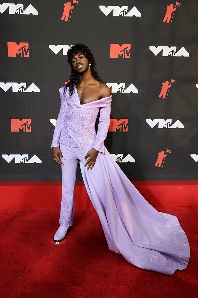 Lil Nas X на MTV Video Music Awards 2021