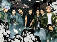 EXO. K-pop