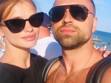 Макс Михайлюк и Дарья Хлистун