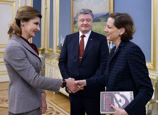 Марина Порошенко