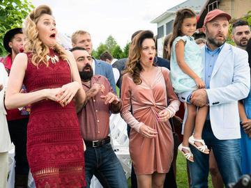 сумасшедшая свадьба 3
