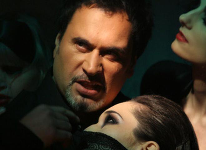 Съемки клипа Валерия Меладзе