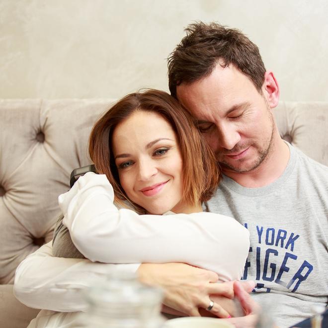 Валерій Харчишин з дружиною