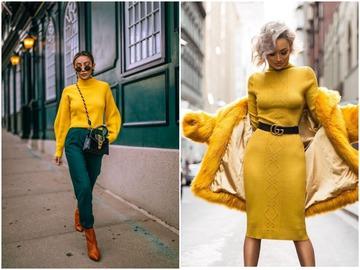 Жовтий колір весна