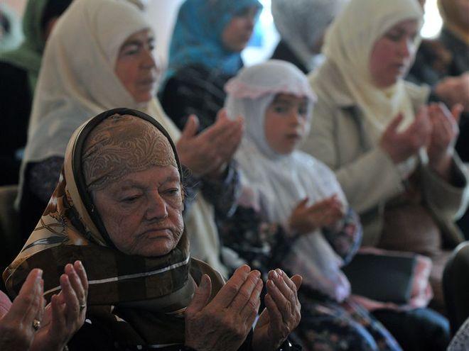 Мусульманки крыма знакомства