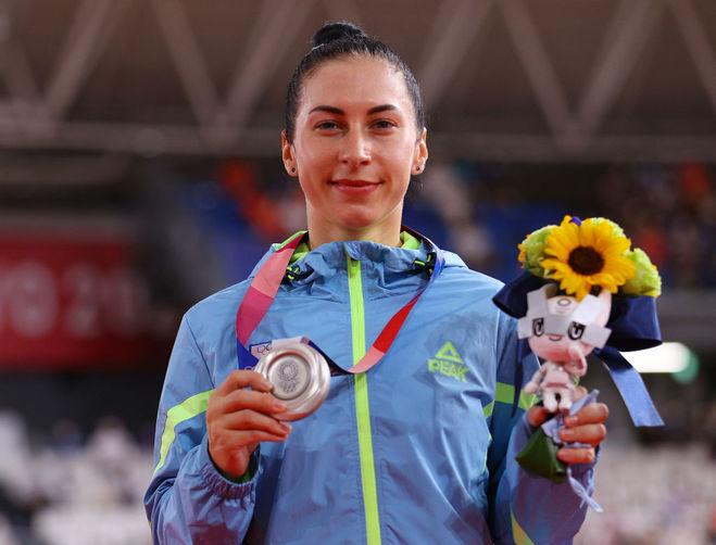 Олена Старікова, Олімпіада 2020