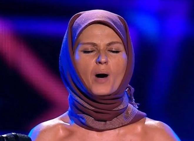 """""""Голос країни 7"""": триумфальное возвращение  Katya Chilly на сцену"""