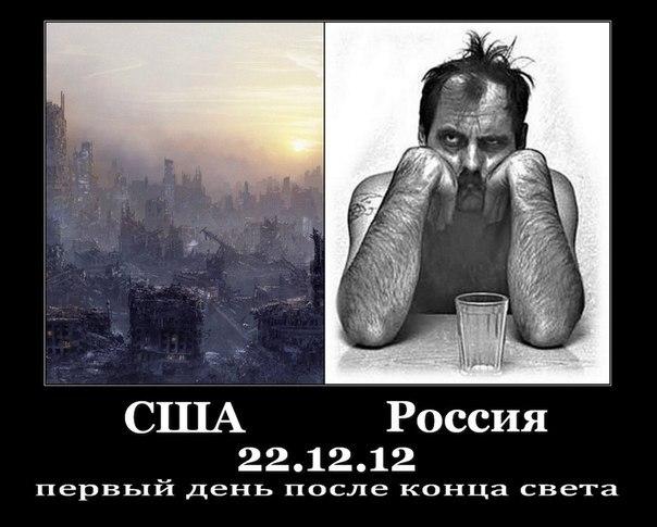 Последствия конца света