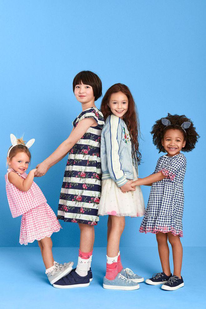 Сара Джессика Паркер Gap Kids