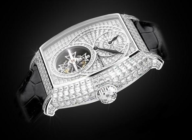 Новий годинник Vacheron Constantin прикрашають 565 діамантів