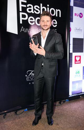 Fashion People Awards 2015 в Москве