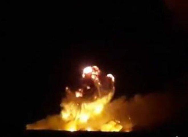 Взрыв в Калиновке (Винница)