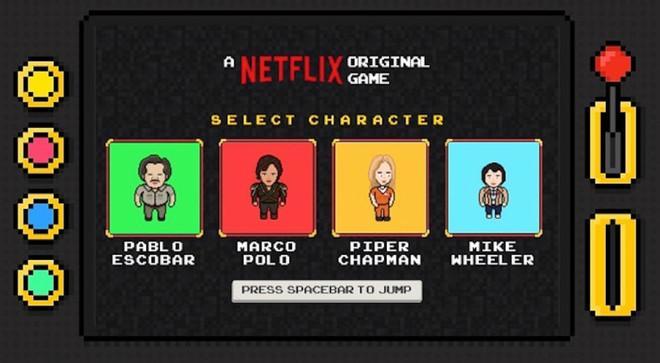 Netflix игра