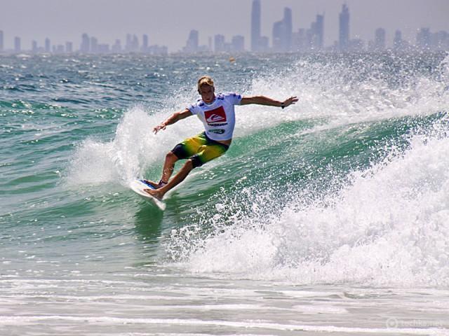 Лучшие места для серфинга: Золотое побережье, Австралия