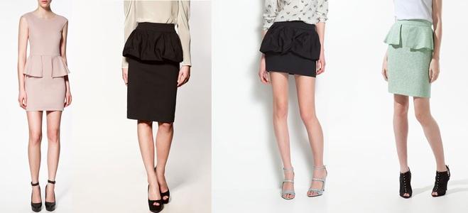 Мода 2012: баска
