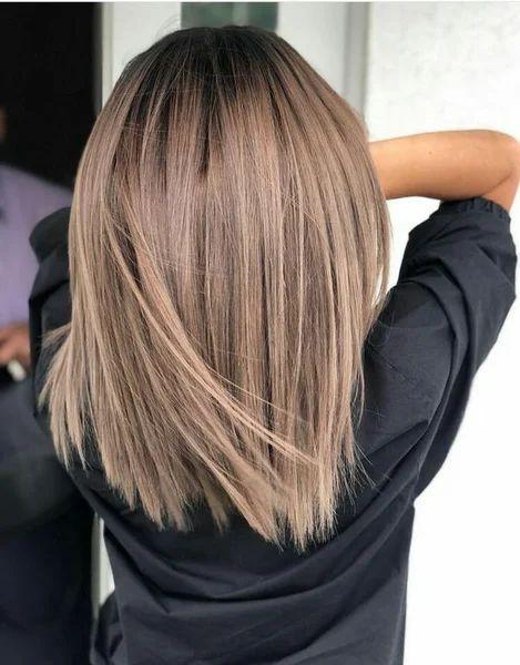 Ламинирование волос кокосовым маслом дома