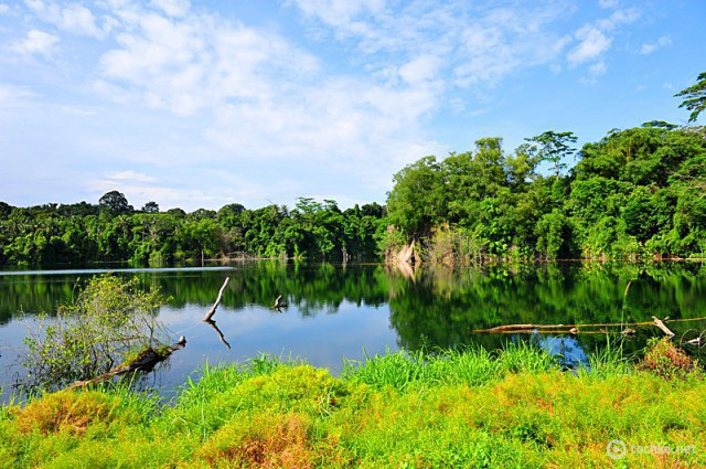 Секретні острови: Пулау Убін, Сінгапур