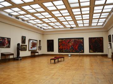 експозиція музеїв Парижа