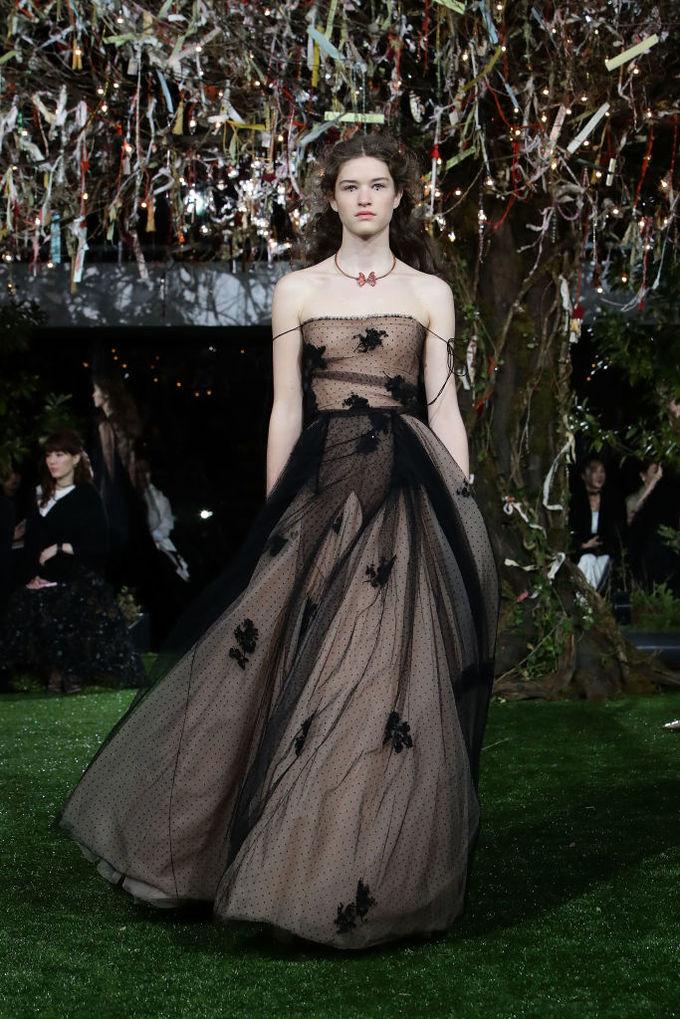 Новая коллекция Dior