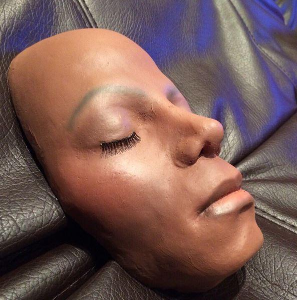 Фадеев - слепок лица Джексона