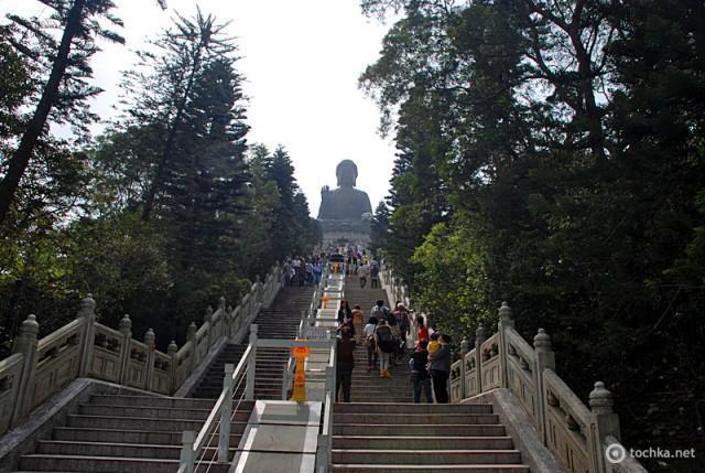 Цікаві місця Гонконгу: храм Будди