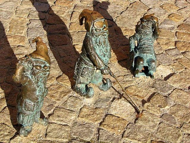 Памятки Вроцлава за 24 години