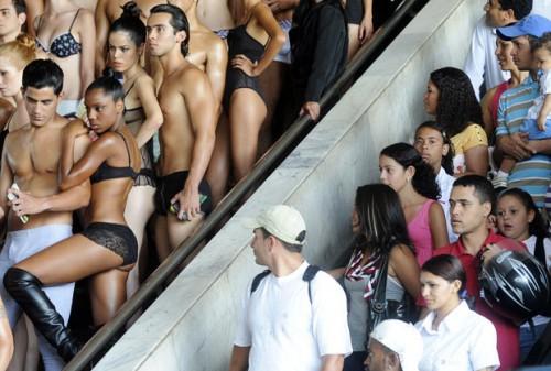 День белья в Бразилии