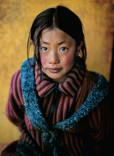 Глубое портреты от Стива Мак-Карри