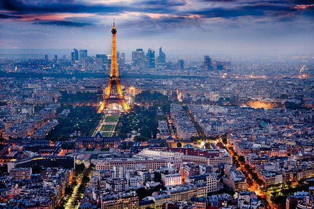 Киномания, Париж