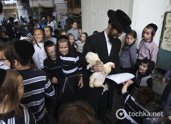 Иудейский ритуал Капарот