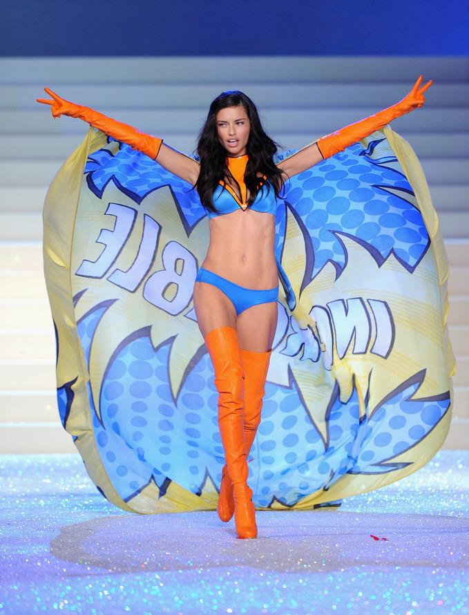 Адріана Ліма Victoria's Secret