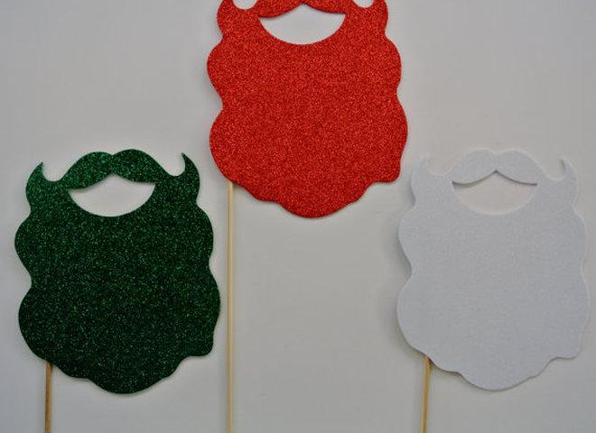 Фігурки для новорічної фотосесії
