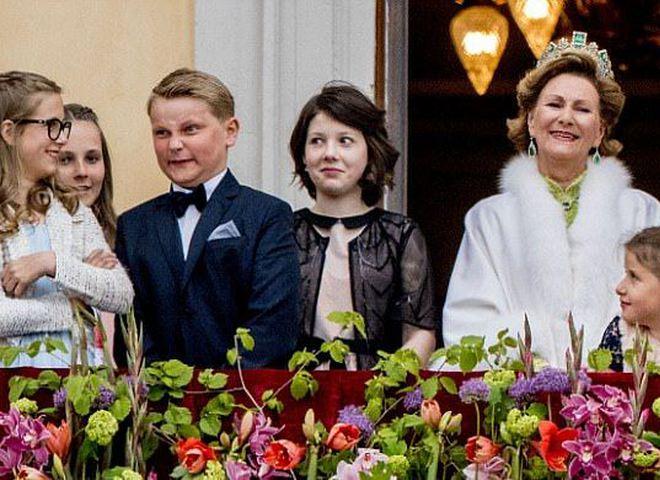 принц Норвегии