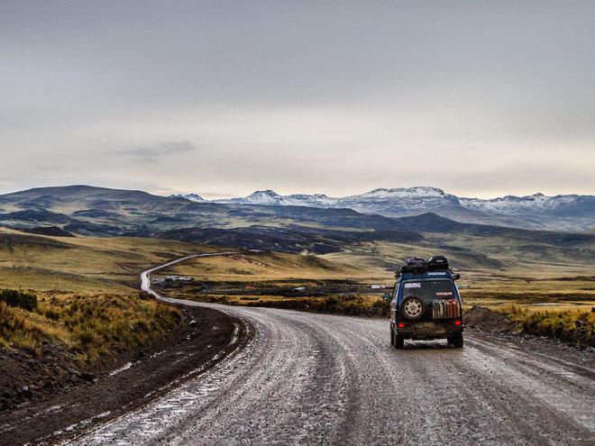 Найкращі тревел-блоги: Our Open Road