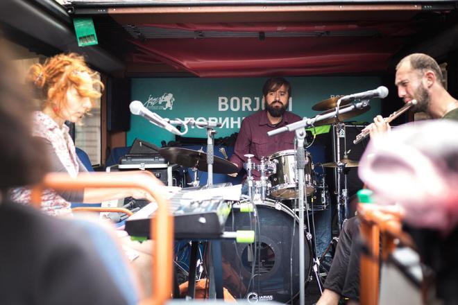 Borjomi Jazz Bus