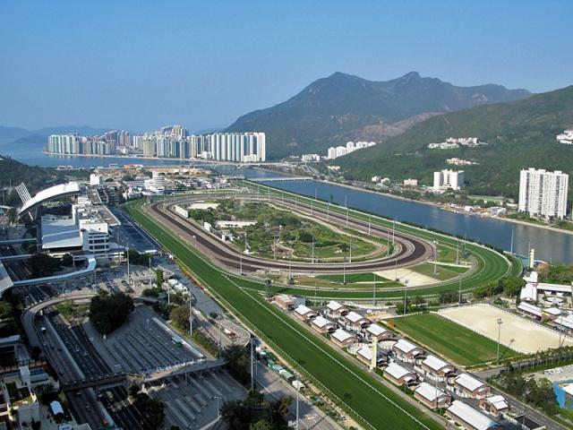 Цікаві місця Гонконгу: Jockey Club