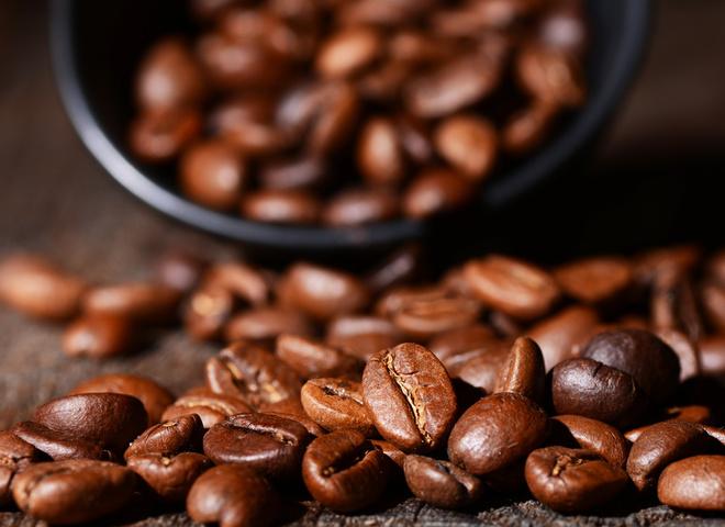 Маска для обличчя з кави