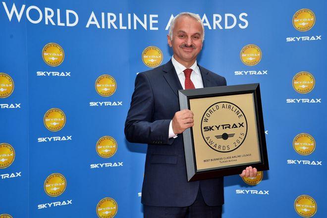 Turkish Airlines визнали кращою авіакомпанією Європи п'ятий рік поспіль