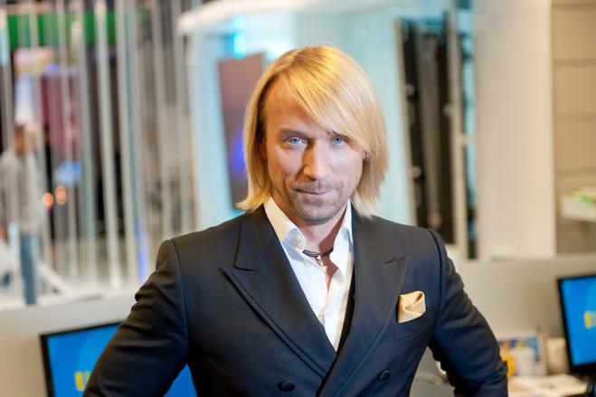 Олег Винник – о традициях, счастье и женской красоте