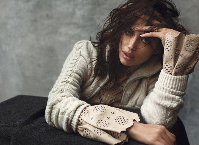 Ірина Шейк в Harper's Bazaar Spain