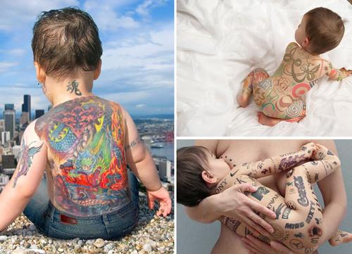 Как сделать большую татуировку 6