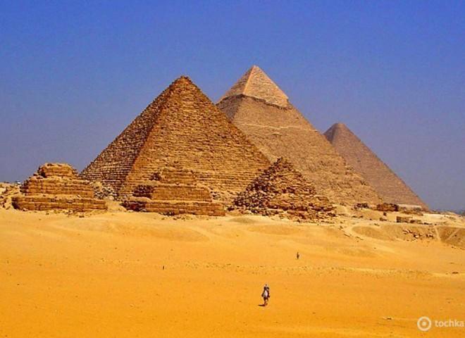 У Єгипті знайдено 17 нових пірамід