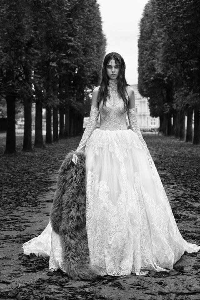 Свадебные платья VERA WANG FALL'18