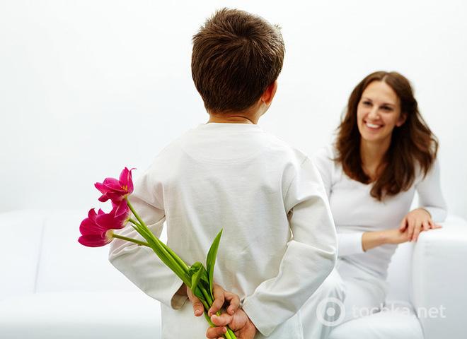 Привітання з Днем матері 2014