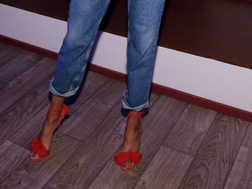 Учимся правильно подкатывать джинсы