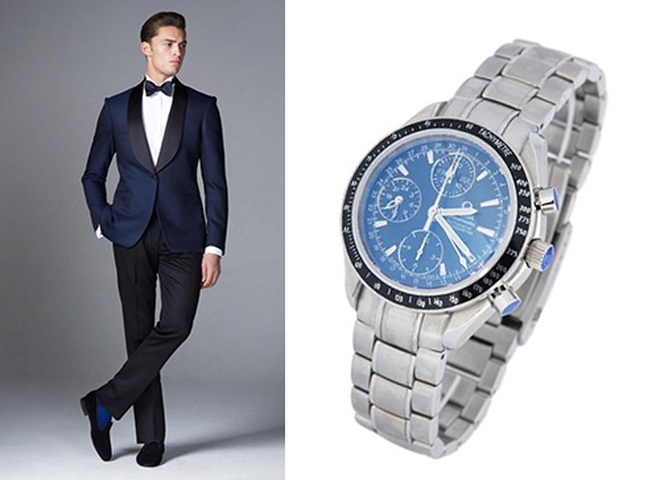 Чоловічі годинники