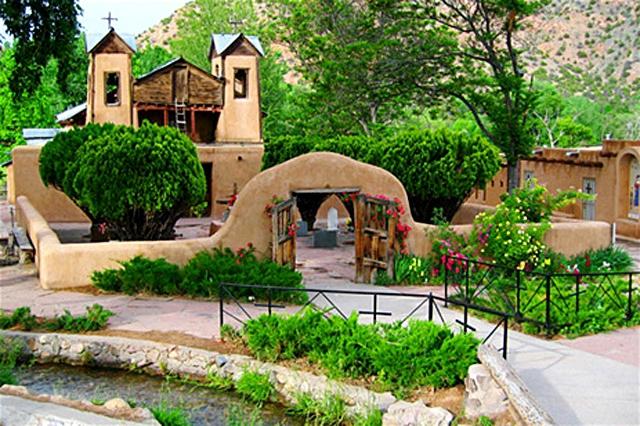 5 найбільш мальовничих селищ: Чімайо, Мексика